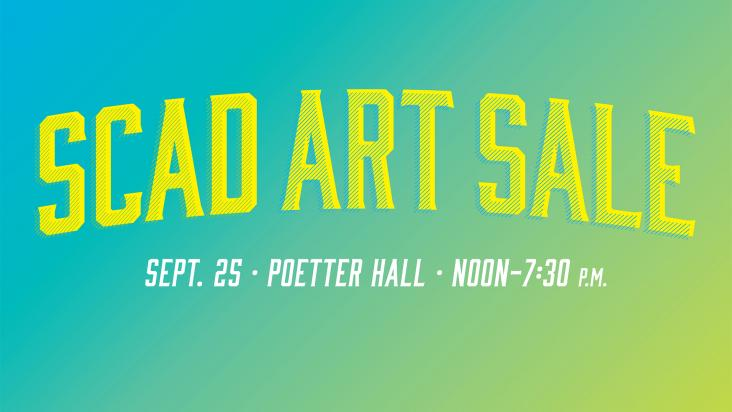 SCAD Art Sale features work from SCAD's community of ...
