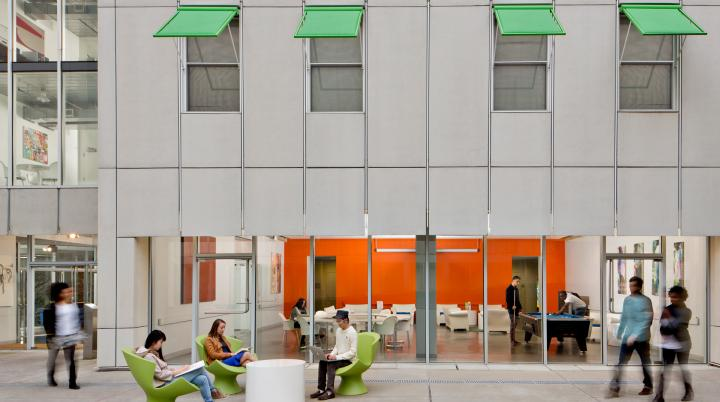 ACA Residence Hall of SCAD