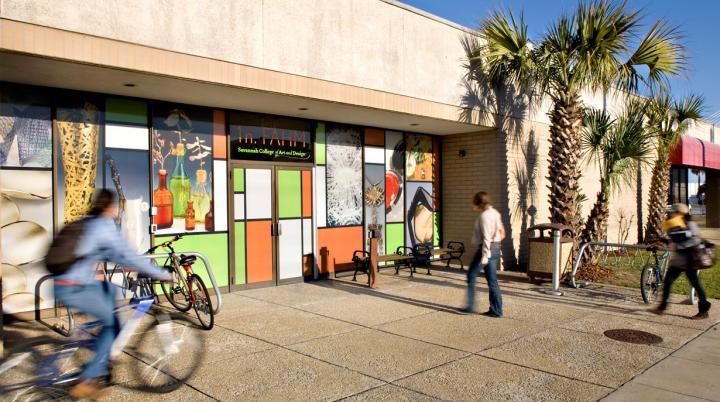 Fahm Hall, SCAD Savannah