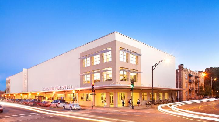 Jen Library, SCAD Savannah