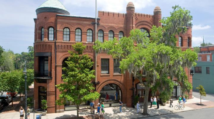 Poetter Hall, SCAD Savannah