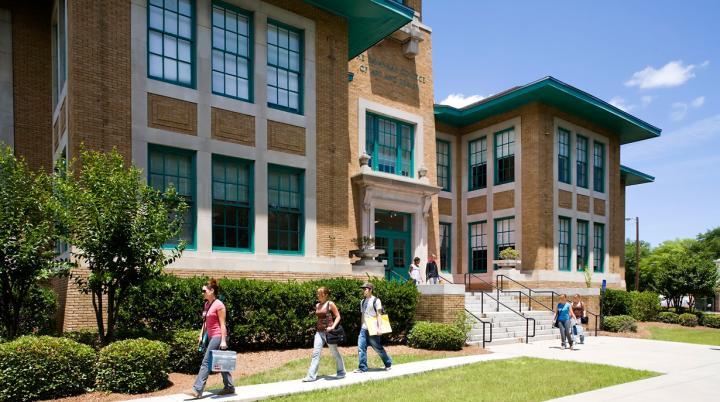 Wallin Hall, SCAD Savannah