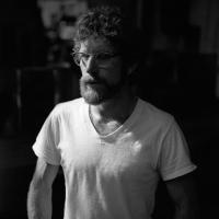 Dustin Yellin, Photograph by Wilmot Kidd