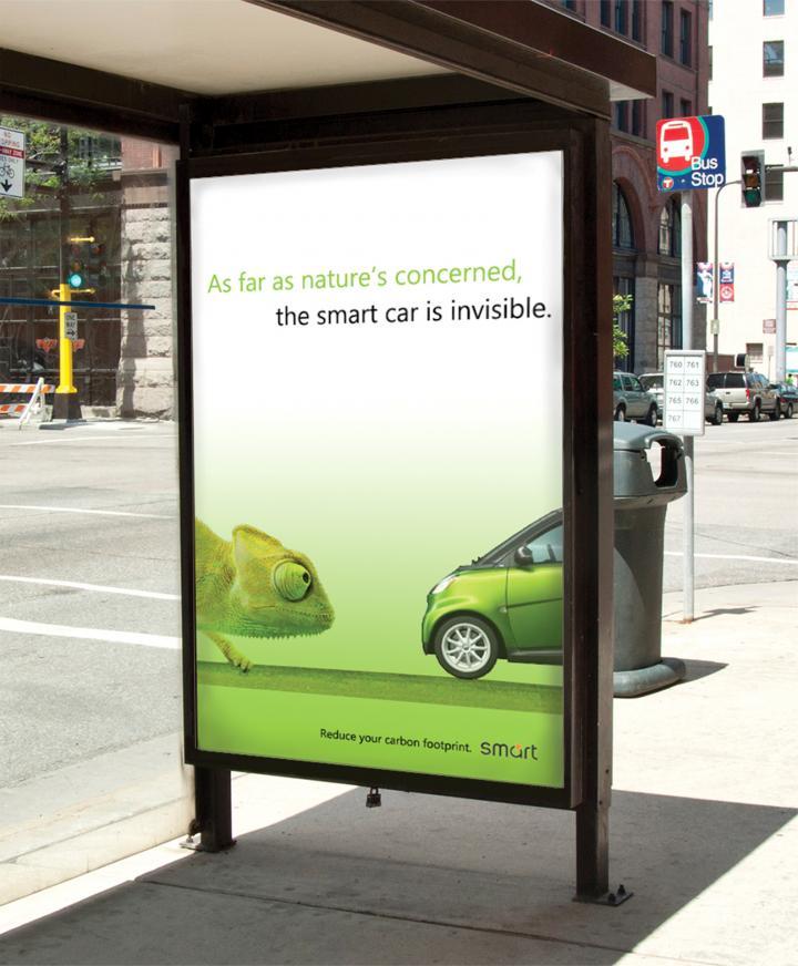 Invisible smart car