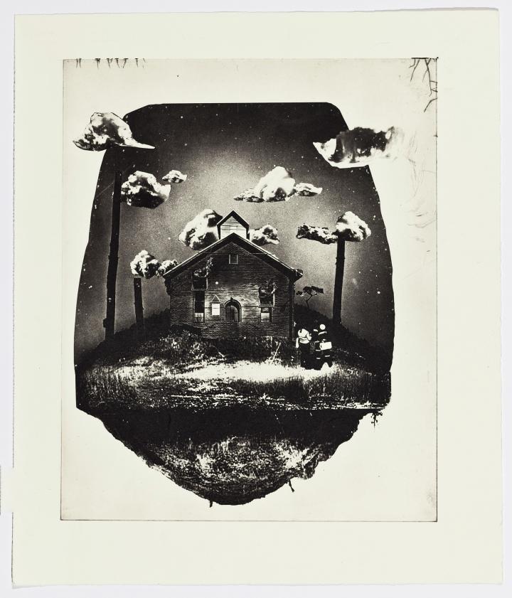 Printmaking, Jahmad Balugo