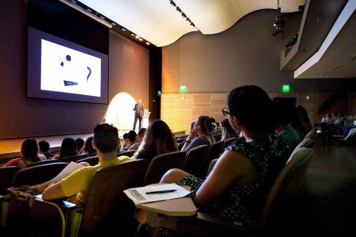 86716Florian Idenburg lecture, SCAD Style 2012