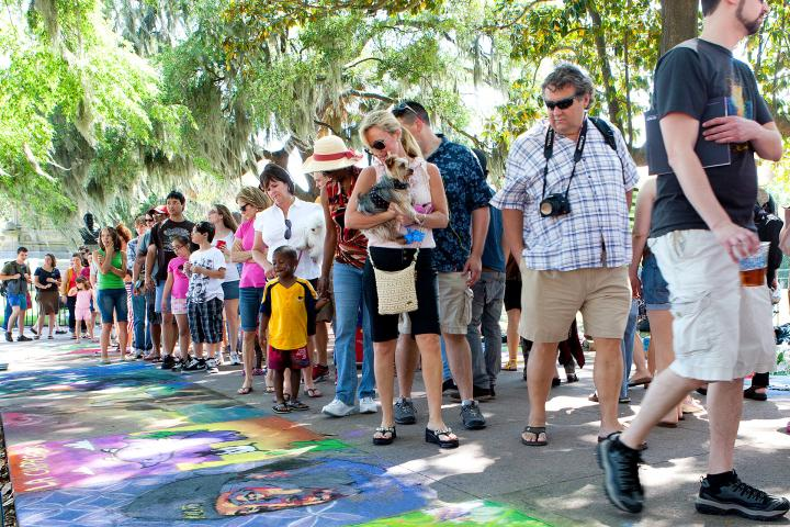 87331Sidewalk Arts Festival overall