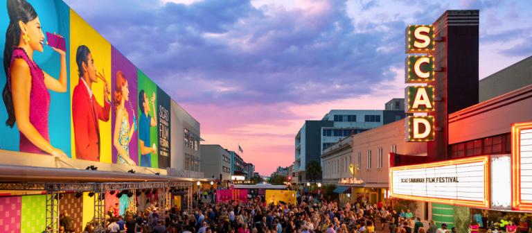 Opening night of the 2019 SCAD Savannah Film Festival