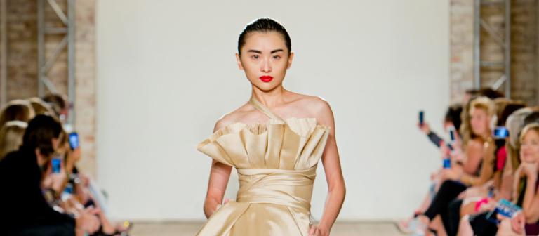 Fashion, Tingting Feng, fashionshow2014