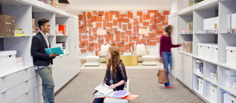 Tour The Nationally Ranked Interior Design Program At SCAD