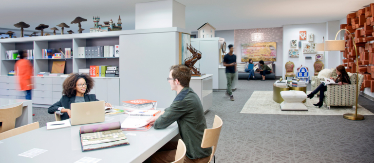 Envision Yourself At SCAD Atlanta As You Sit In On Interior Design Class