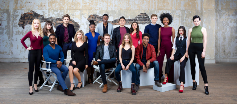 SCAD performing arts student showcase group