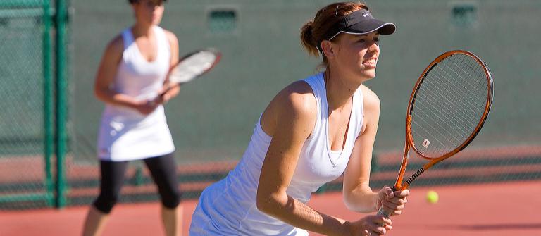 Women's Double Tennis