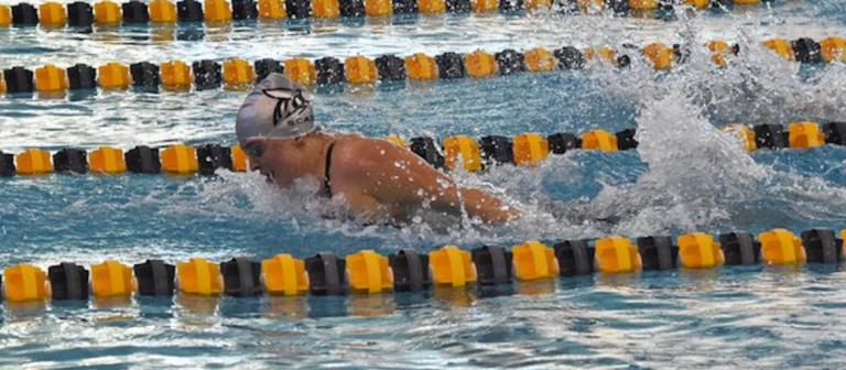 SCAD women's swimming
