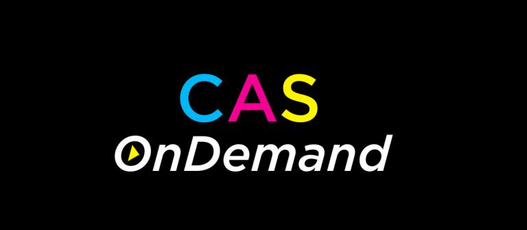 Branding for CAS OnDemand