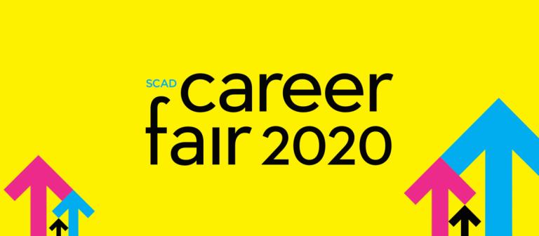 SCAD Career Fair 2020