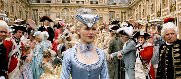 Movie still from Marie Antoinette
