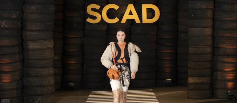 SCAD fashion week runway ATL 7