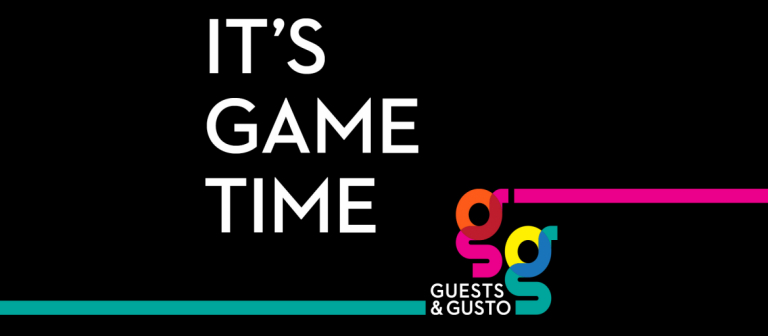 Guests and Gusto Game Night Master Calendar Listing