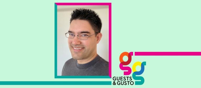 Guests and Gusto speaker David Nakayama