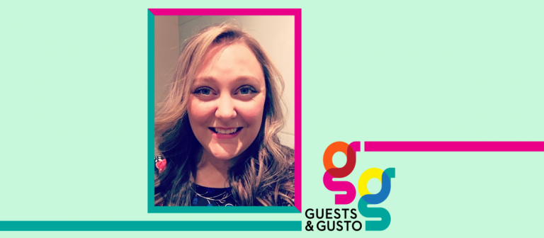 Guests and Gusto speaker Jessica Reeves
