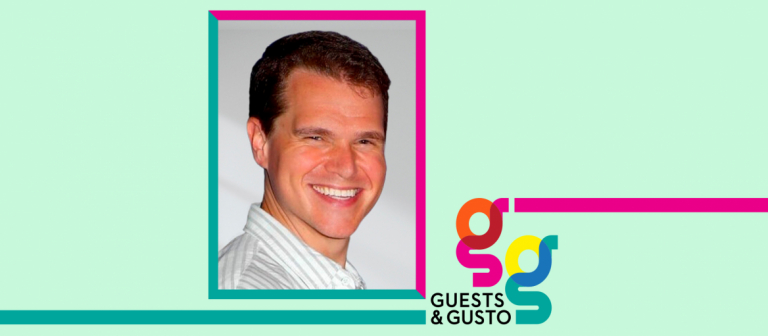 Guests and Gusto speaker Tim Nardelli