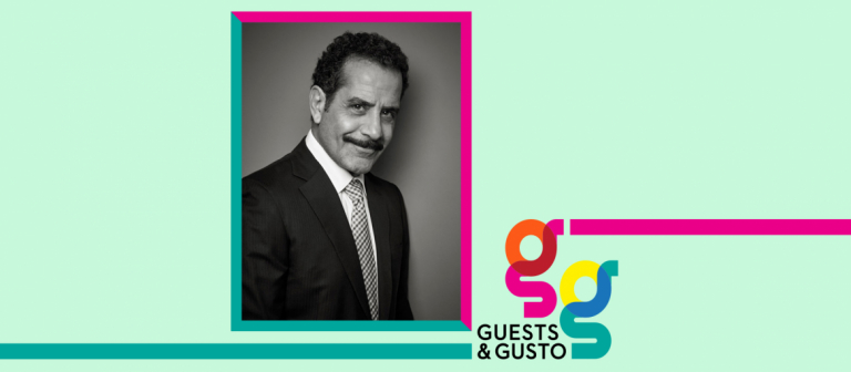 Guests and Gusto speaker Tony Shaloub