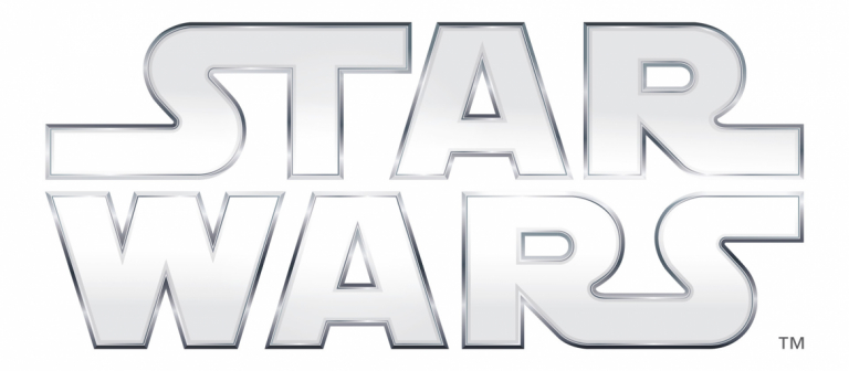 Star Wars graphic for screening at Lucas Theatre