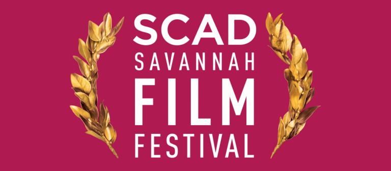 SCAD Film festival logo