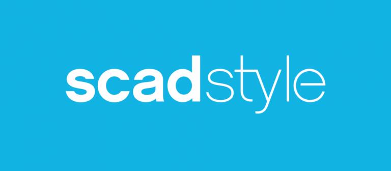 SCADstyle logo 2019 - primary