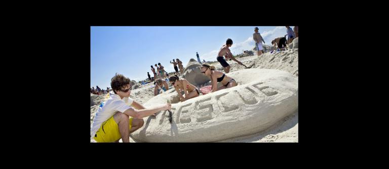 SCAD Sand Arts Festival, Tybee Island, Savannah, Georgia