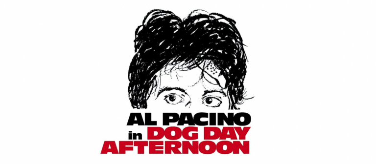 """Poster for """"Dog Day Afternoon"""" screening at Trustees Theater"""