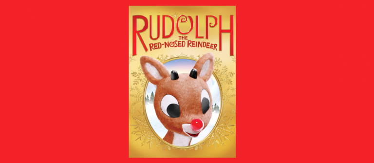 Poster for movie screening of Rudolph