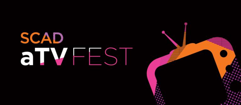 SCAD TVFest logo
