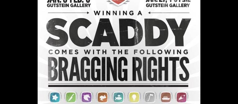 SCADDY Awards Exhibition in Atlanta, 2012