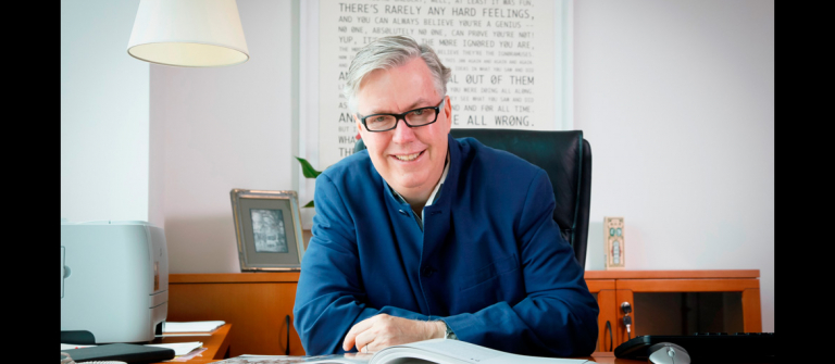 Dr. Lars Nittve