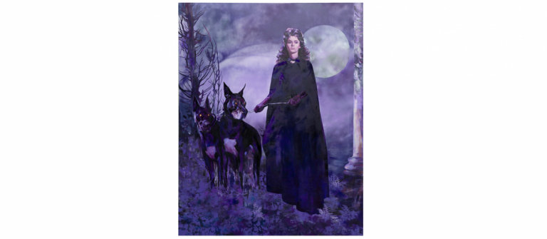 Signature image for Paulina Olowska exhibition