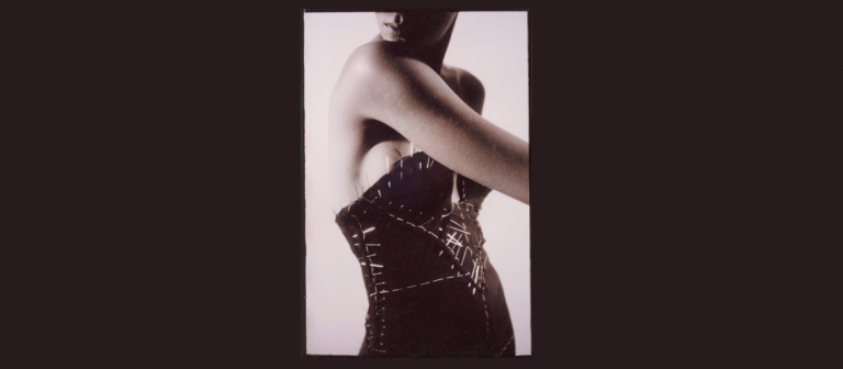 Signature image for Alaia and Adrian exhibit at SCAD FASH