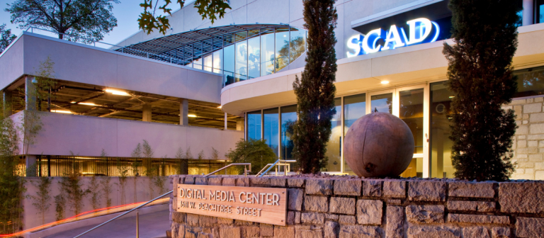 SCAD Digital Media Center, SCAD Atlanta