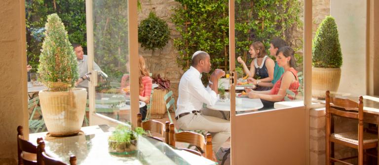 Café des Artistes, SCAD Lacoste