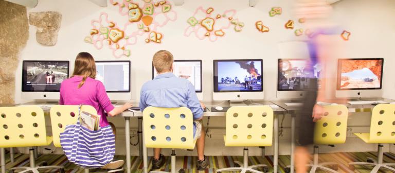 Computer Lab, SCAD Lacoste