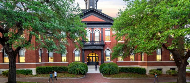 Anderson Hall, SCAD Savannah