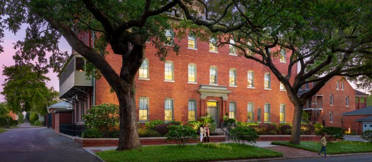 Clarence Thomas Center, SCAD Savannah