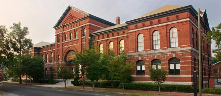 Eckburg Hall, SCAD Savannah