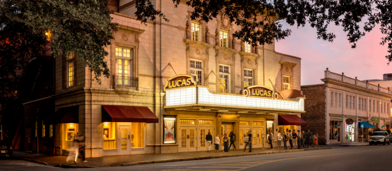 Lucas Theatre in Savannah