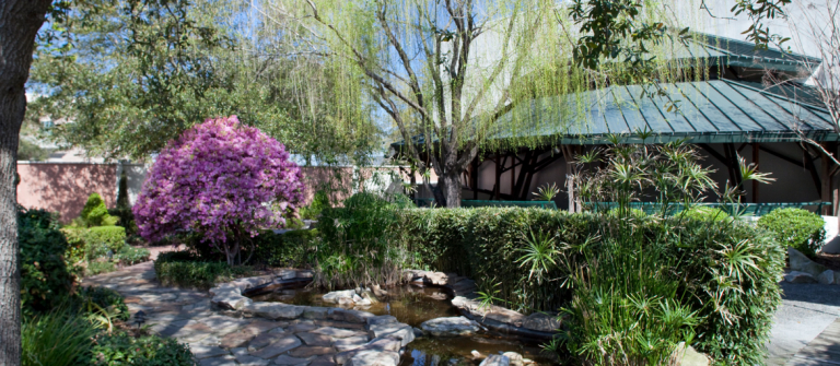 Pei Ling Chan Garden for the Arts, SCAD Savannah