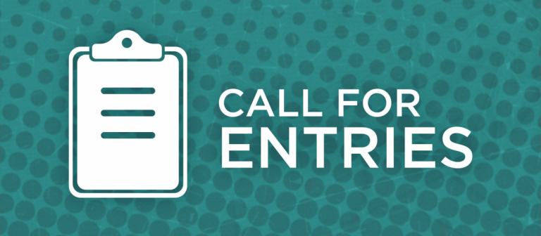 Calls for Entry (teal dot pattern)