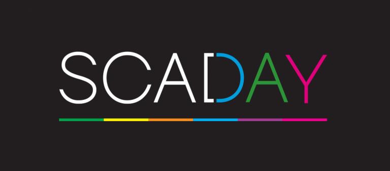 SCAD Day 2021 logo