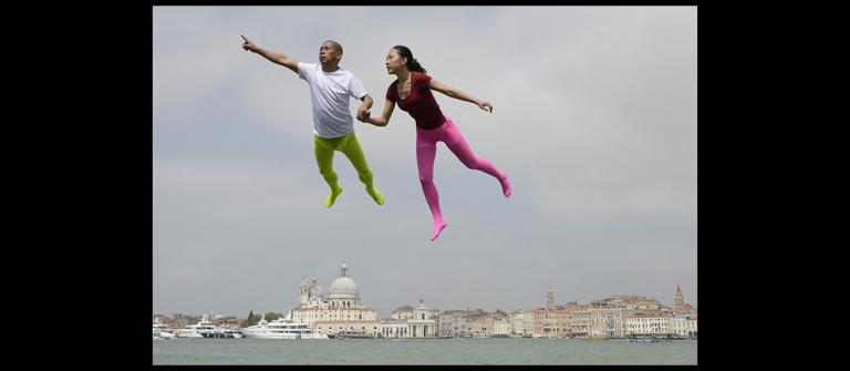 Rosemary Erpf's talk about Venice Biennale of Art 2013