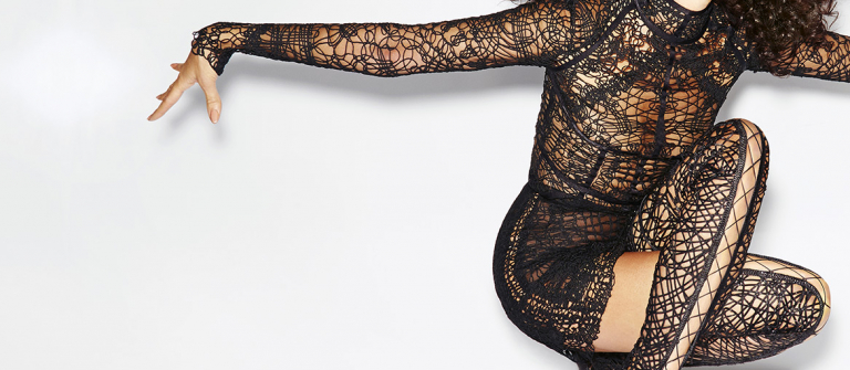 Iconic fashion model Pat Cleveland
